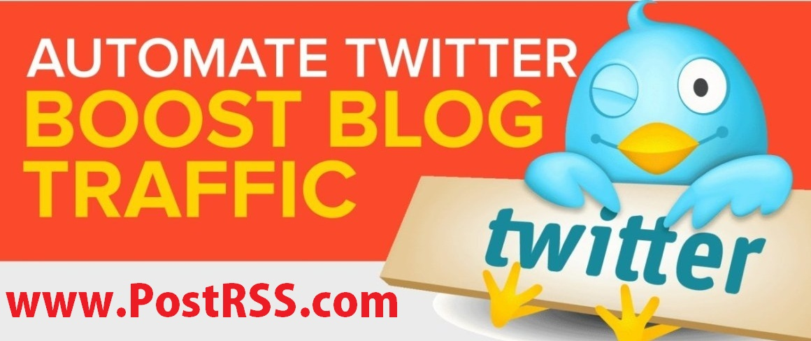 How to automate your Twitter posts with PostRSS